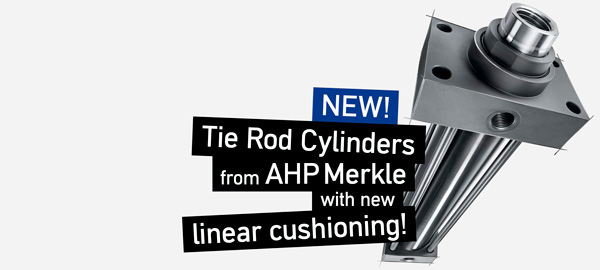 Tie Rod Cylinders by AHP Merkle